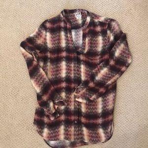 Haute Hippie silk blouse